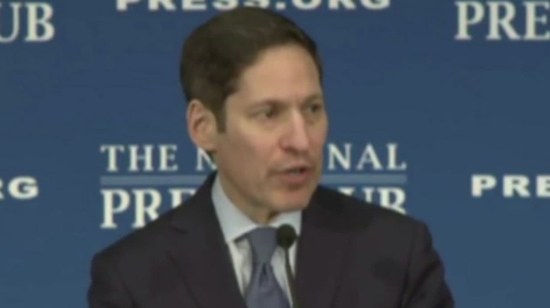CDC's Frieden makes stern Zika warning