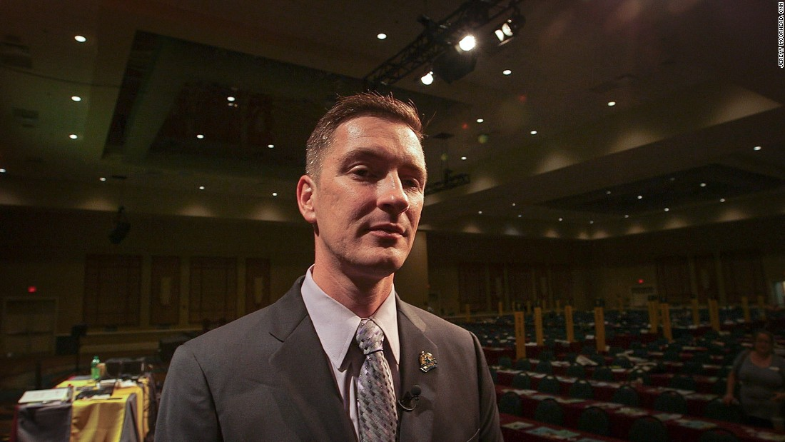 """I think this may well be the largest Libertarian convention in Libertarian Party history,"" said Nicholas Sarwark, the Libertarian National Committee chair."