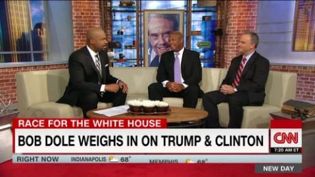 Bob Dole weighs in on Trump & Clinton_00001514