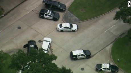 TX:Active shooter in West Houston neighborhood