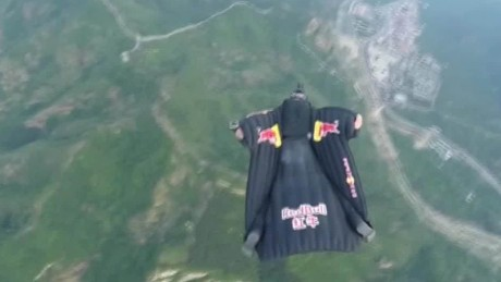 China Great Wall Wingsuit_00001127