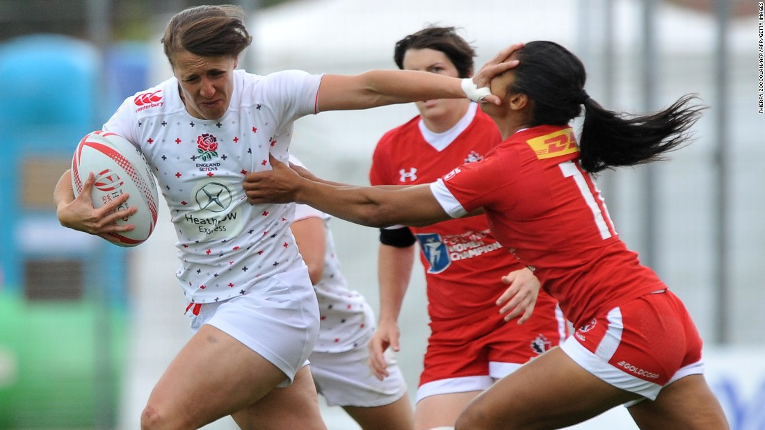 England finished the tournament fourth after losing 22-5  to New Zealand in the playoff, and fourth overall behind the second-placed Kiwis and Canada.