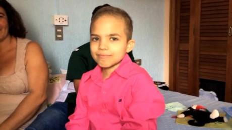 cnnee pkg laura castellanos venezuela medicinas cancer niños _00003209