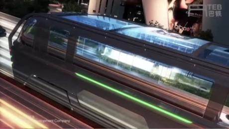 cnnee pkg digital autobus elevado del futuro china_00003501