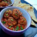 Meatball tikka masala African Food