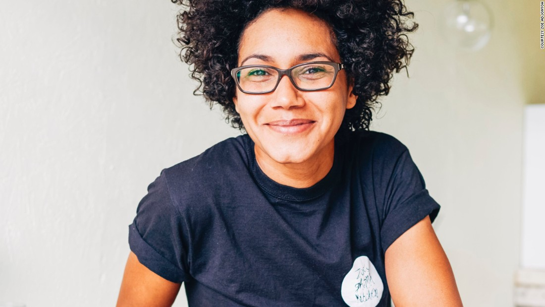 Adjonyoh, 38, started off selling groundnut soup from a makeshift stall selling out of her studio flat at the Hackney Wicked Festival almost five years ago. Since then she has taken her food to street food markets and pop-ups across London and Berlin.