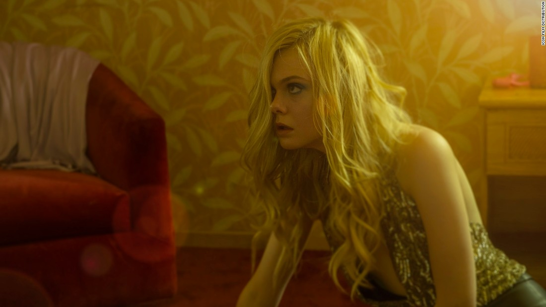 """The Neon Demon"" was shot in chronological order, a way, says Refn, of allowing his actors to develop along with their characters. This high degree of flexibility is unorthodox when it comes to film making these days, and not without its advantages -- when Refn decided he didn't like the ending, he ripped it up and wrote another."