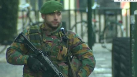 U.S. warns of possible terror attacks in Europe