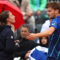 David Goffin french open day 10