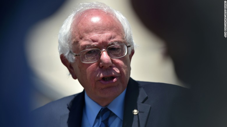 Sanders campaign: Wait for super delegates to vote