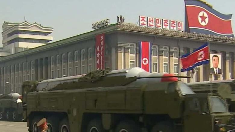 North Korea tests another medium-range missile