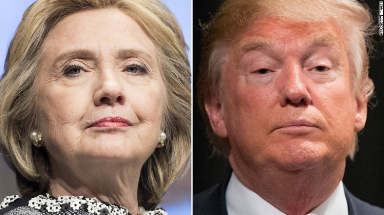 New national poll puts Clinton over Trump by 4 points