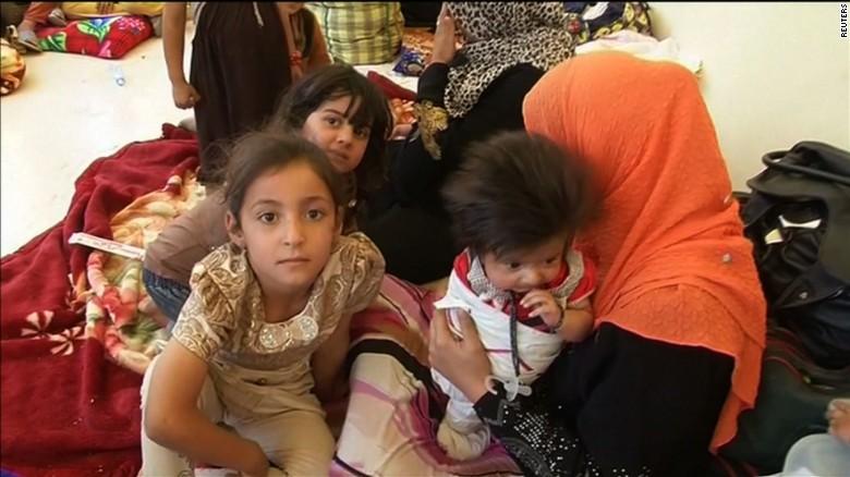 UNICEF: 20,000 children trapped inside Falluja