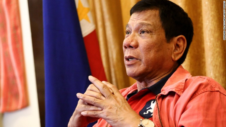 Philippines president insults US envoy