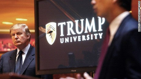 Trump University case reveals uncomfortable truths