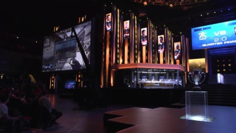 eSports: Is professional video gaming a sport?