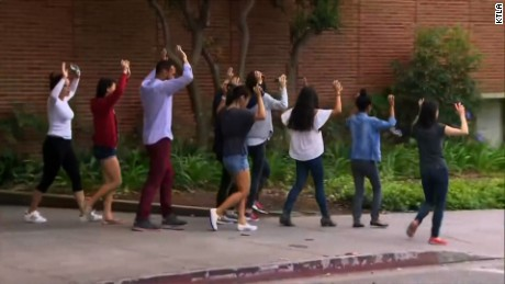 Police: UCLA shooting a murder-suicide