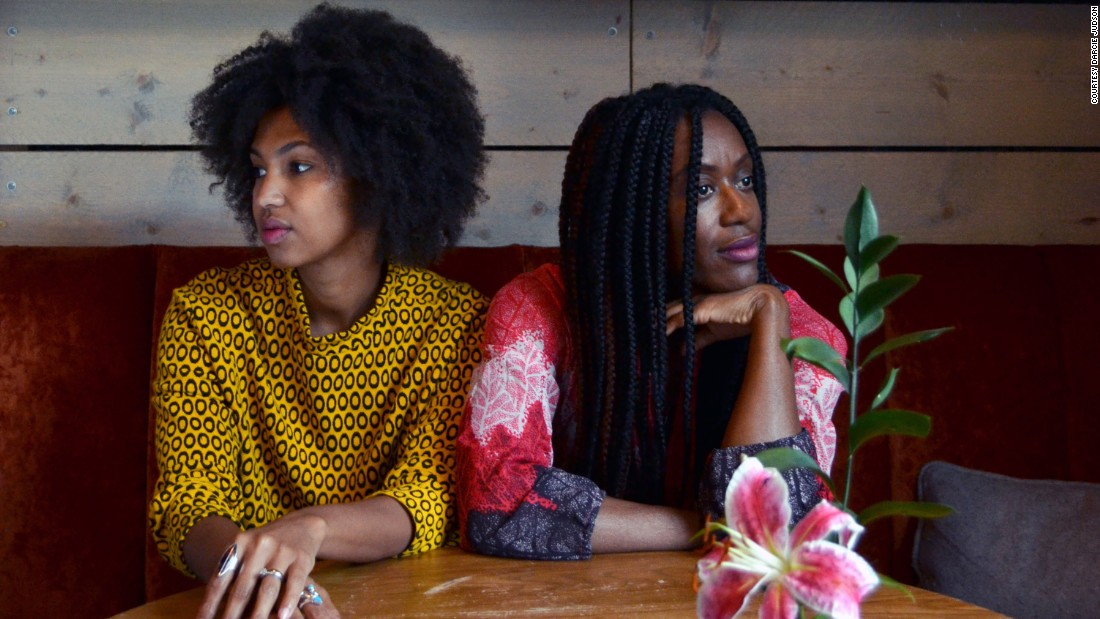 Liha co-founders Liha Okunniwa and Abi Oyepitan met at university and started exchanging natural haircare tips. Sixteen years later they decided to take their homemade recipes and sell them online.