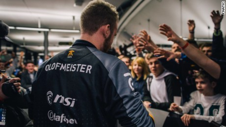 Olof Kajbjer Gustafsson is called  the best player of CounterStrike: Global Offensive.