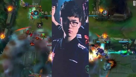 cnnee pkg paula hancokcs corea del sur faker el messi de los videojuegos_00021204
