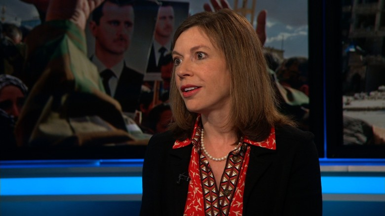Ex-U.S. military official: Syria talks a 'charade'