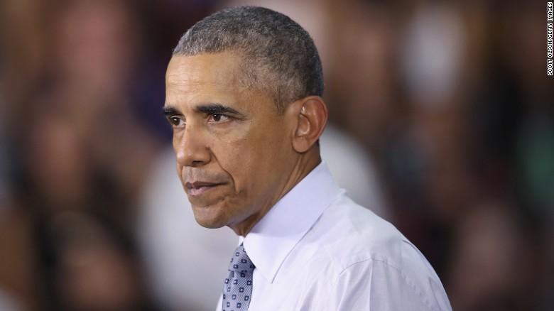 President Obama ready to take on Donald Trump