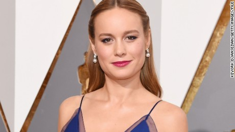 HOLLYWOOD, CA - FEBRUARY 28:  Actress Brie Larson attends the 88th Annual Academy Awards at Hollywood & Highland Center on February 28, 2016 in Hollywood, California.  (Photo by Kevork Djansezian/Getty Images)