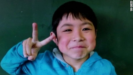 Search for missing Japanese boy tightens