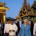 07 hillary clinton secretary state tenure Myanmar Visit