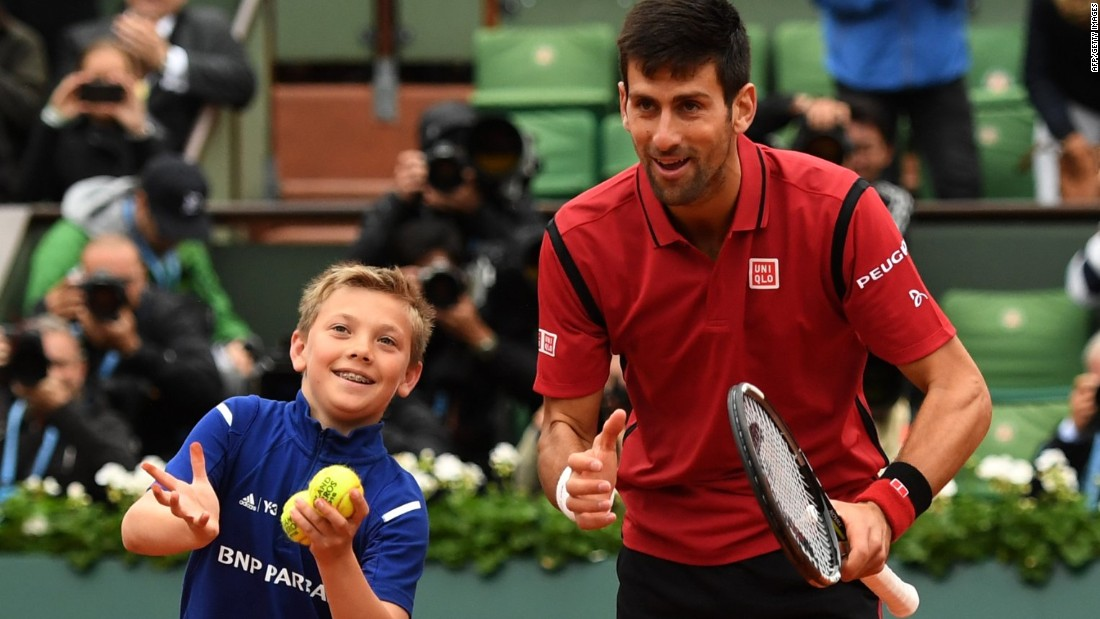 In the men's draw, Novak Djokovic proved too strong for world No. 8 Tomas Berdych, winning 6-3 7-5 6-3 to reach the semifinals in Paris for the sixth year in a row.<br />