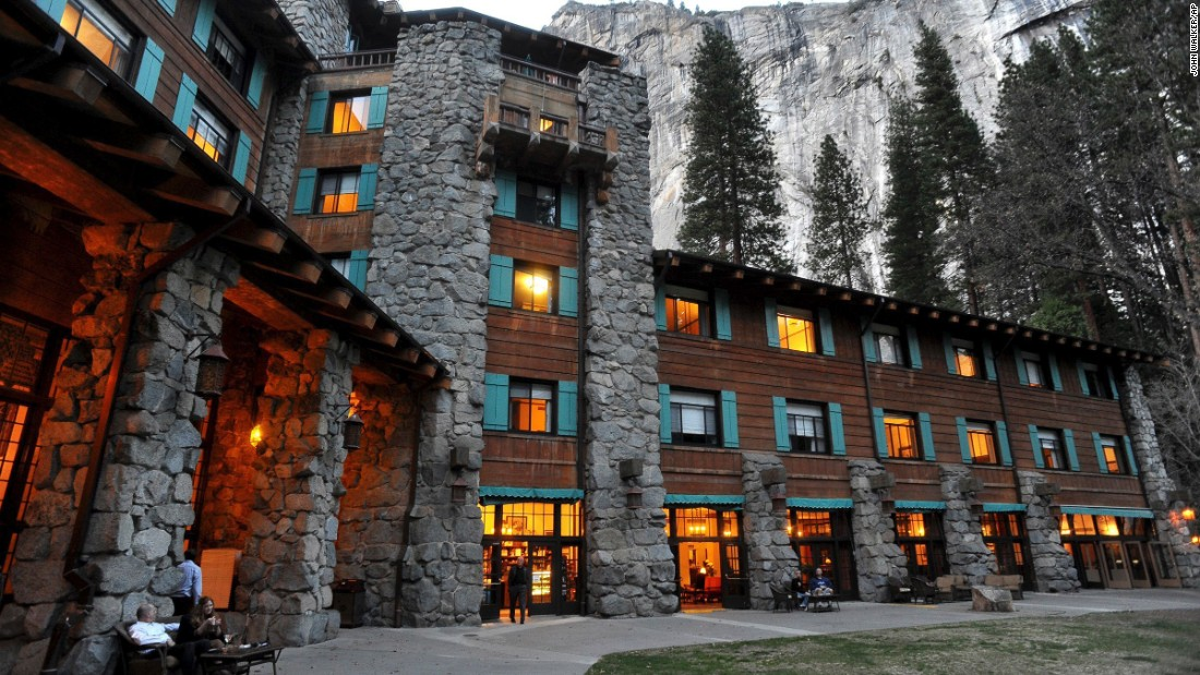 Never mind that the historic Ahwahnee Hotel at Yosemite National Park in California has been renamed the Majestic Yosemite Hotel over a trademark dispute. Built in the 1920s to serve a high-end clientele, majestic views of the park have not changed.