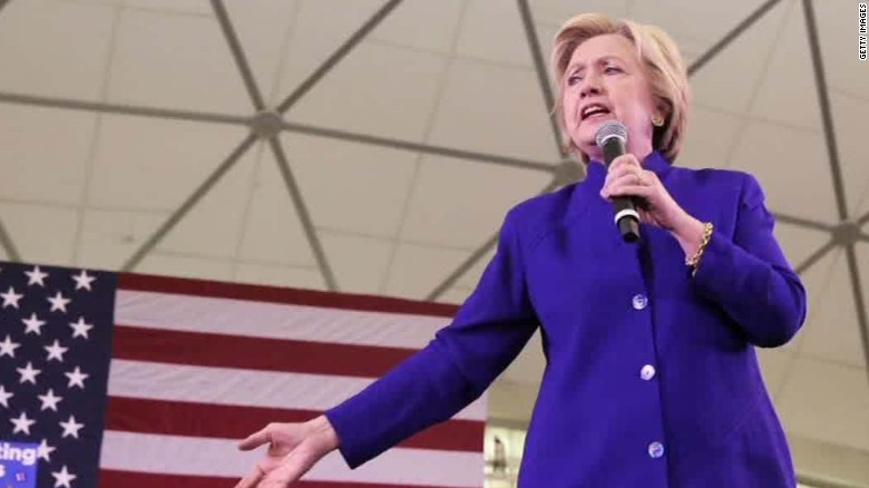 Clinton: Trump's ideas 'dangerously incoherent'