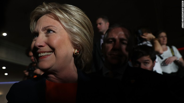 Hillary Rodham Clinton spoke in Columbia  S C   on Wednesday with  African American women and others who own small businesses  Credit Doug  Mills The New York