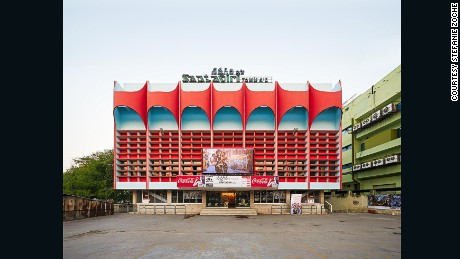 Modernism meets tradition in South India's hybrid cinemas