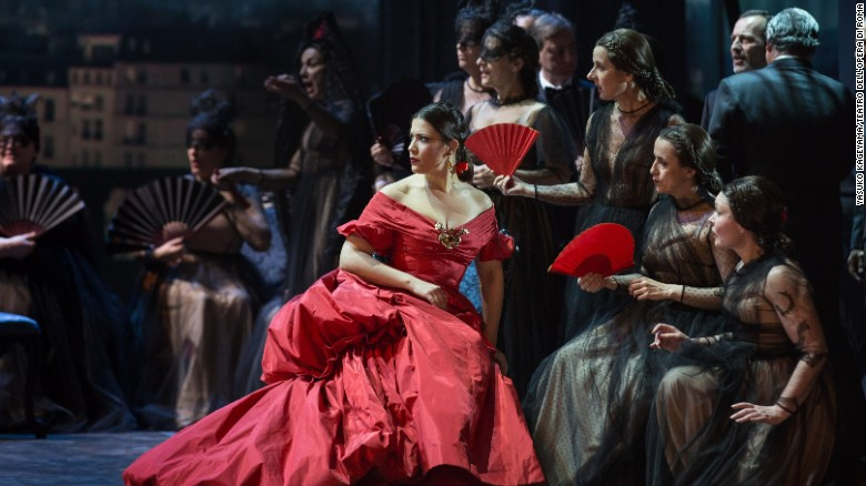 Valentino and Sofia Coppola team up for a stylish opera