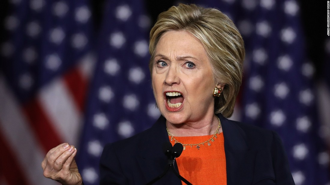 "Democratic presidential candidate Hillary Clinton delivers a <a href=""http://www.cnn.com/2016/06/02/politics/hillary-clinton-donald-trump-foreign-policy-speech/"" target=""_blank"">national-security address</a> in San Diego on Thursday, June 2. Clinton used the platform to unleash <a href=""http://www.cnn.com/2016/06/02/politics/hillary-clinton-attack-lines-donald-trump-foreign-policy/index.html"" target=""_blank"">a series of biting attacks</a> on Donald Trump, the GOP's presumptive nominee."