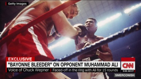 """Bayonne Bleeder"" on his fight with Muhammad Ali_00025725"