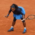 serena williams french open final 2
