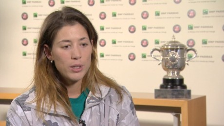muguruza wins french open pkg_00005723