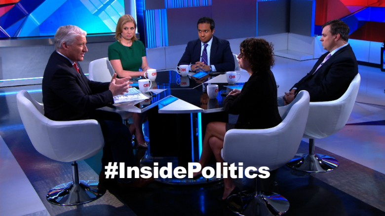 'Inside Politics' Forecast: Trump trust factor