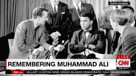 Muhammad Ali's media mastery