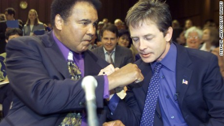 Michael J. Fox: How to honor Muhammad Ali