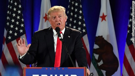 Can Donald Trump win in California in November?