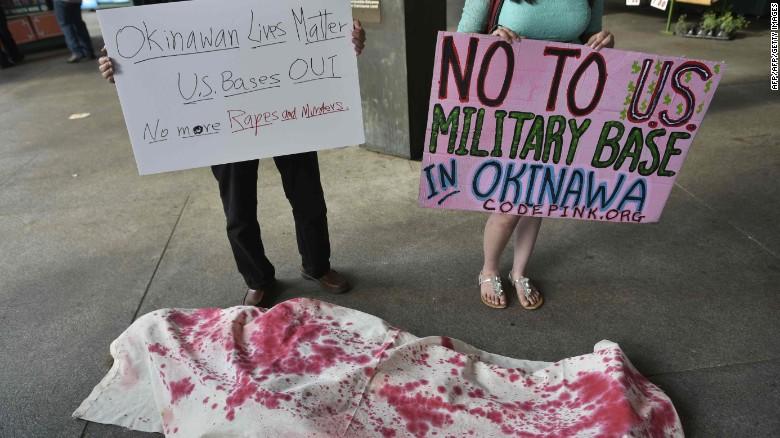 Japan, US mark the return of military-used land to Okinawa