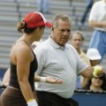 Stefano and Jennifer Capriati