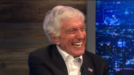 dick van dyke full interview on sanders john vause intv_00045804