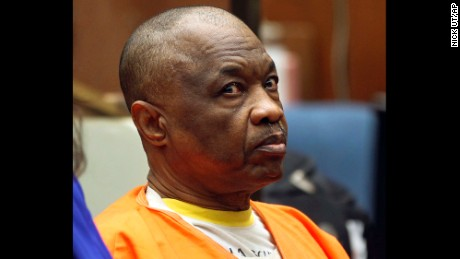 "Lonnie Franklin Jr. has been dubbed the ""Grim Sleeper"" serial killer."