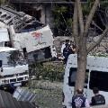 01 Turkey Istanbul bus bomb