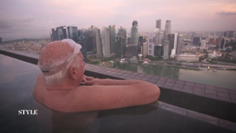 Diving into the dawn with Moshe Safdie