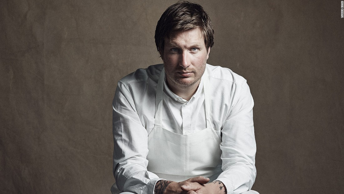 Esben Holmboe Bang is the head chef and co-owner of Oslo restaurant Maaemo, Norway's first three-Michelin-starred restaurant.